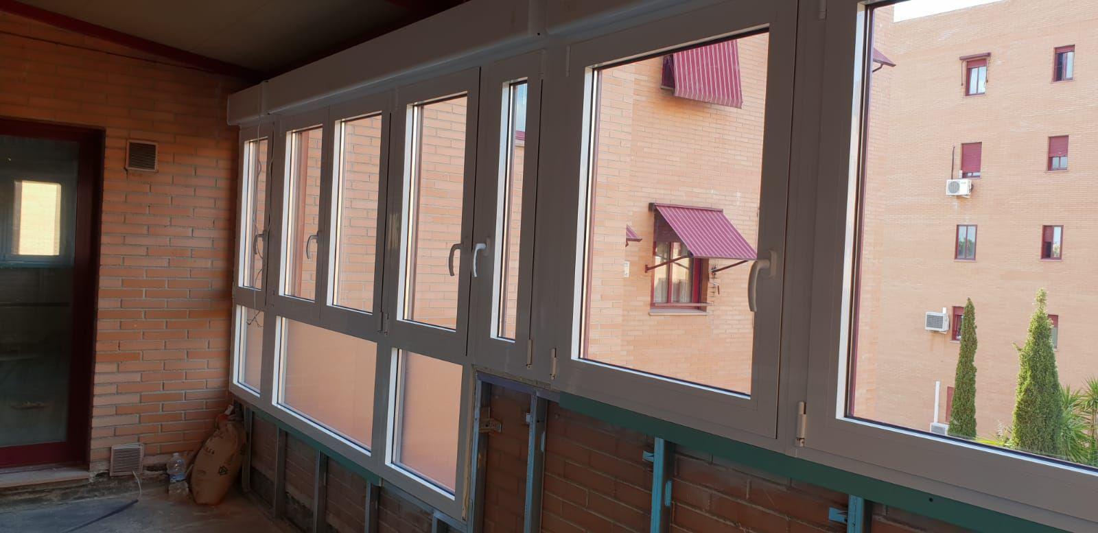 Foto 74 de Carpintería de aluminio y PVC en Collado Villalba | Ventaglass Villalba