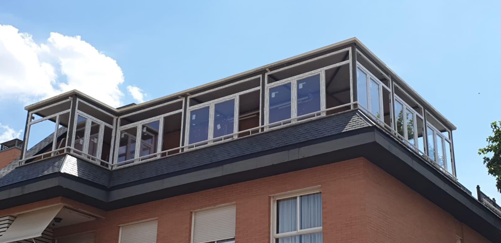 Foto 78 de Carpintería de aluminio y PVC en Collado Villalba   Ventaglass Villalba