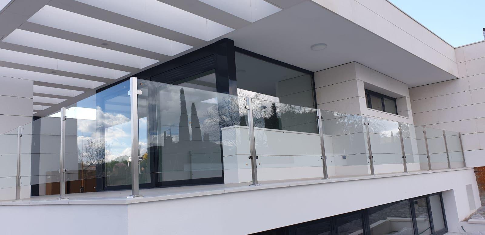 Exposición ventanas Ventaglass Villalba