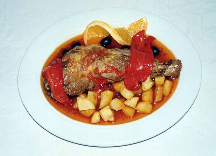 Platos tradicionales de la cocina extremeña