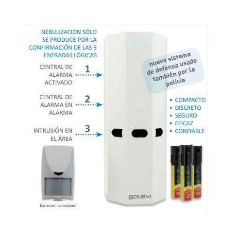 Gas pimienta: Servicios loterías y estancos de Radis Equip