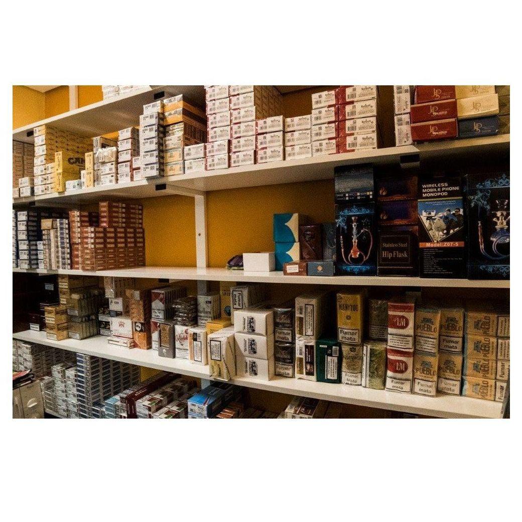 Estanterías para almacenaje: Servicios loterías y estancos de Radis Equip