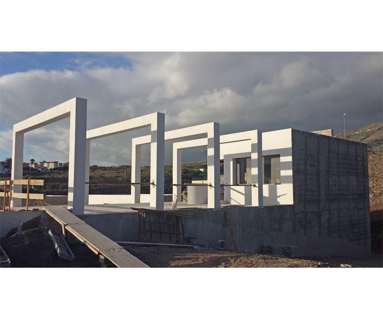 Construcciones de obra nueva en Tenerife