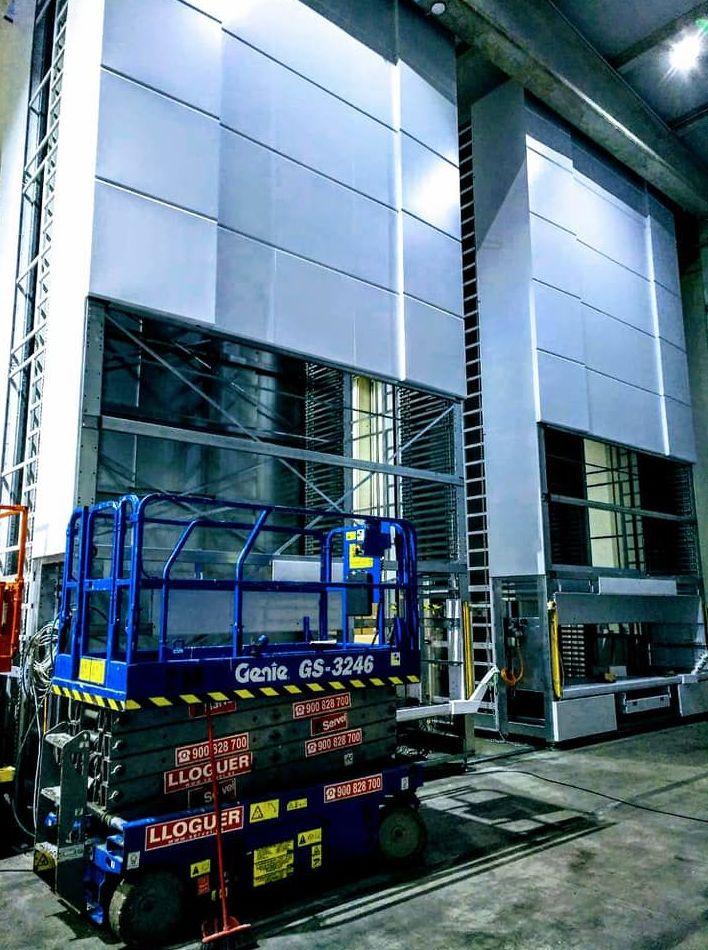 Foto 11 de Logistics en Celrà | Mascotrans Logístics