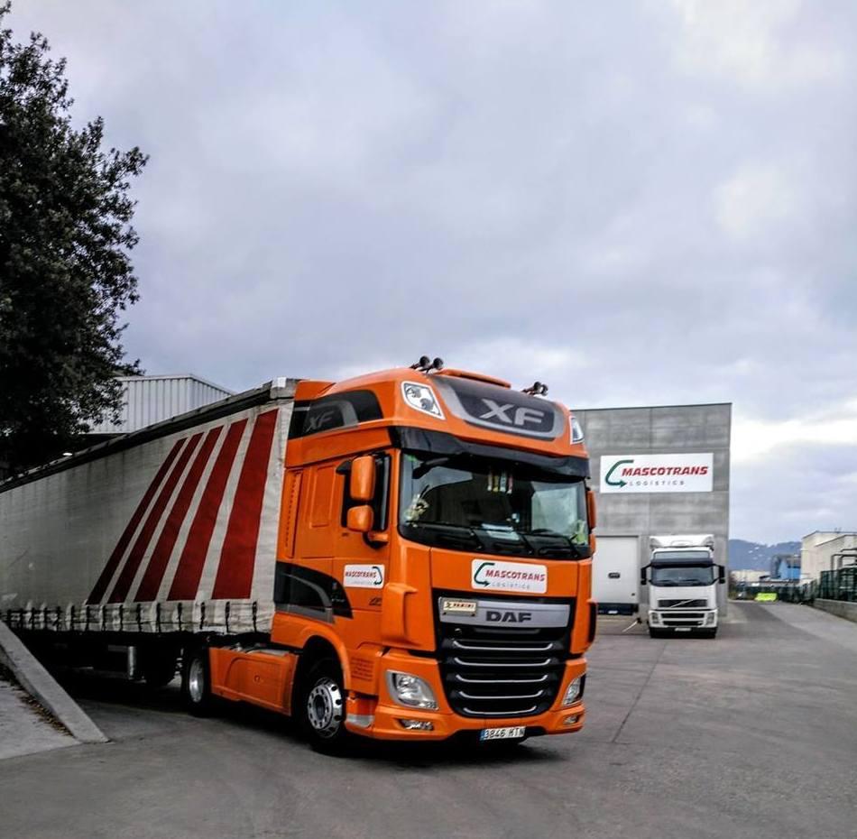 Foto 10 de Logistics en Celrà | Mascotrans Logístics