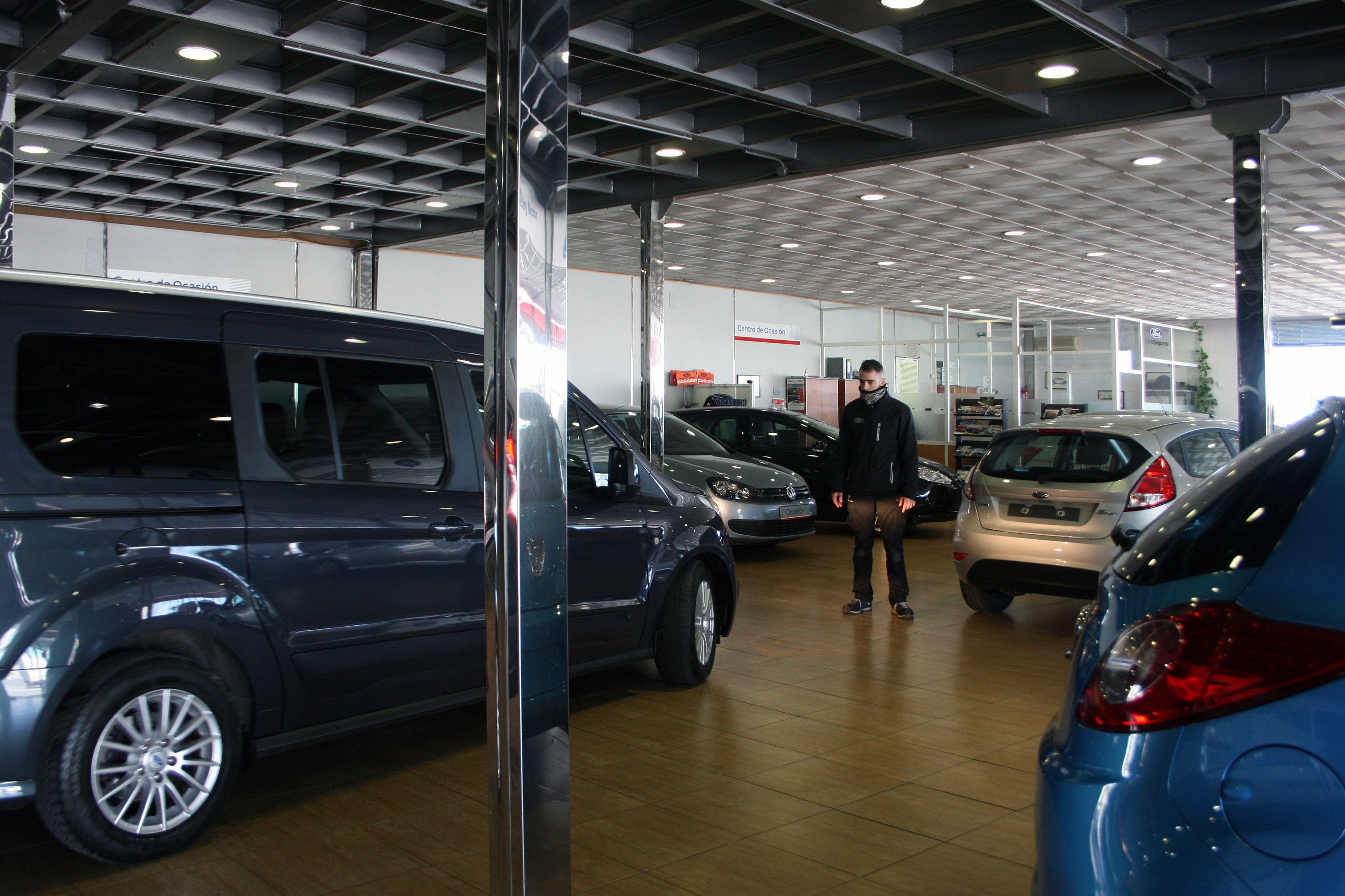 Venta de vehículos nuevos y de ocasión en Albolote