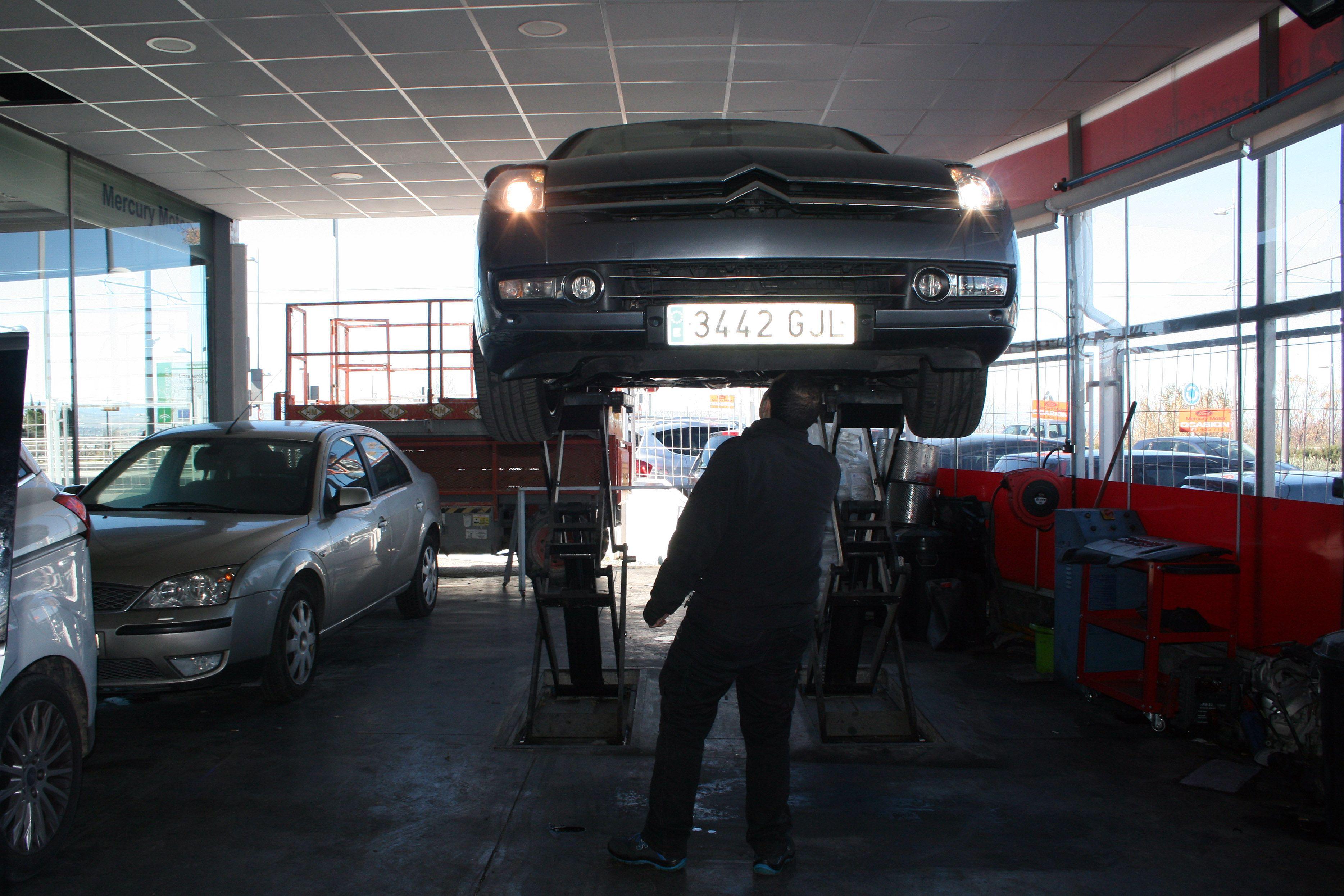 En Mercury Motor podrás comprar un coche de ocasión totalmente revisado