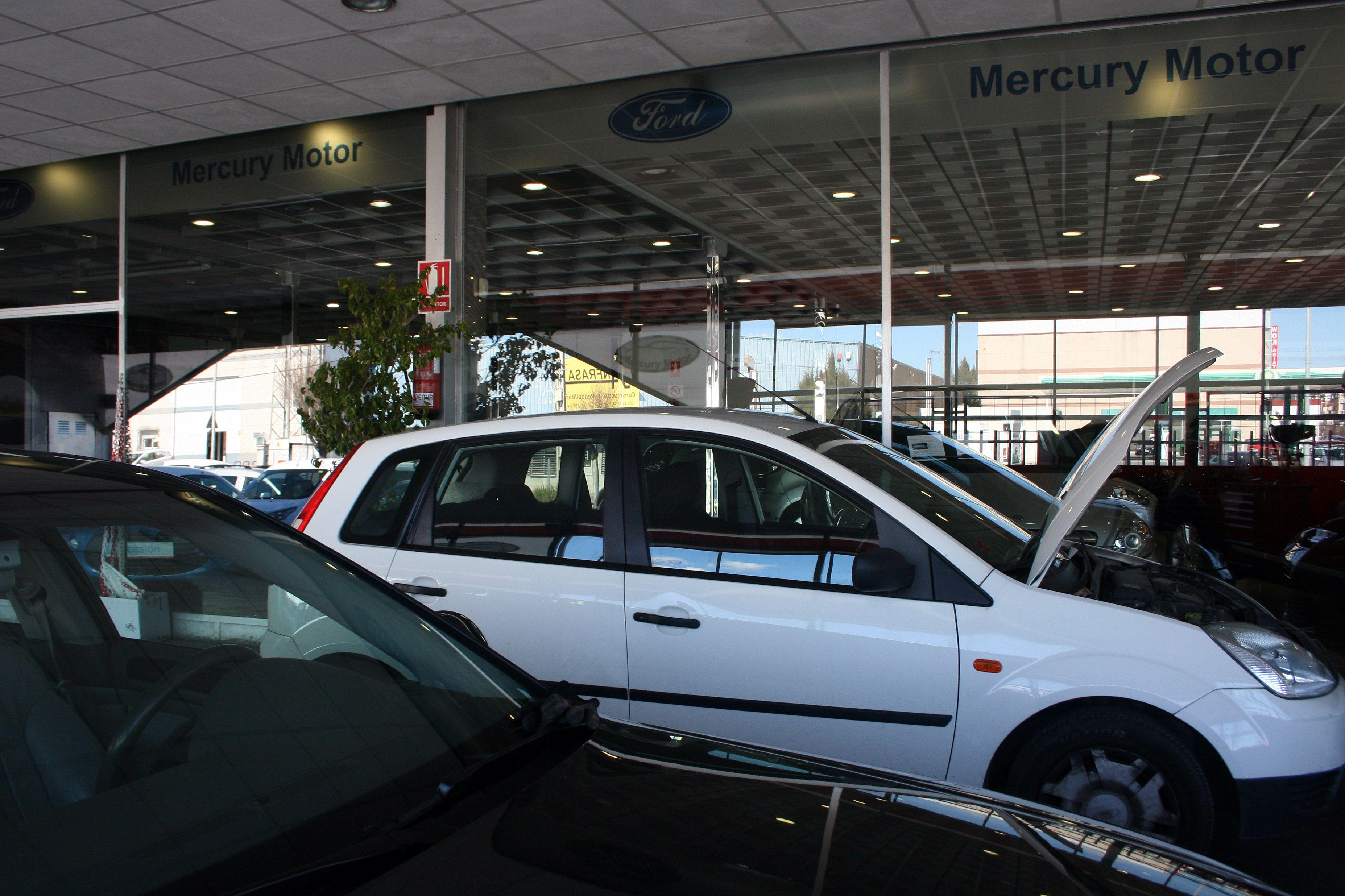 Mercury Motor es un concesionario de coches de Ford