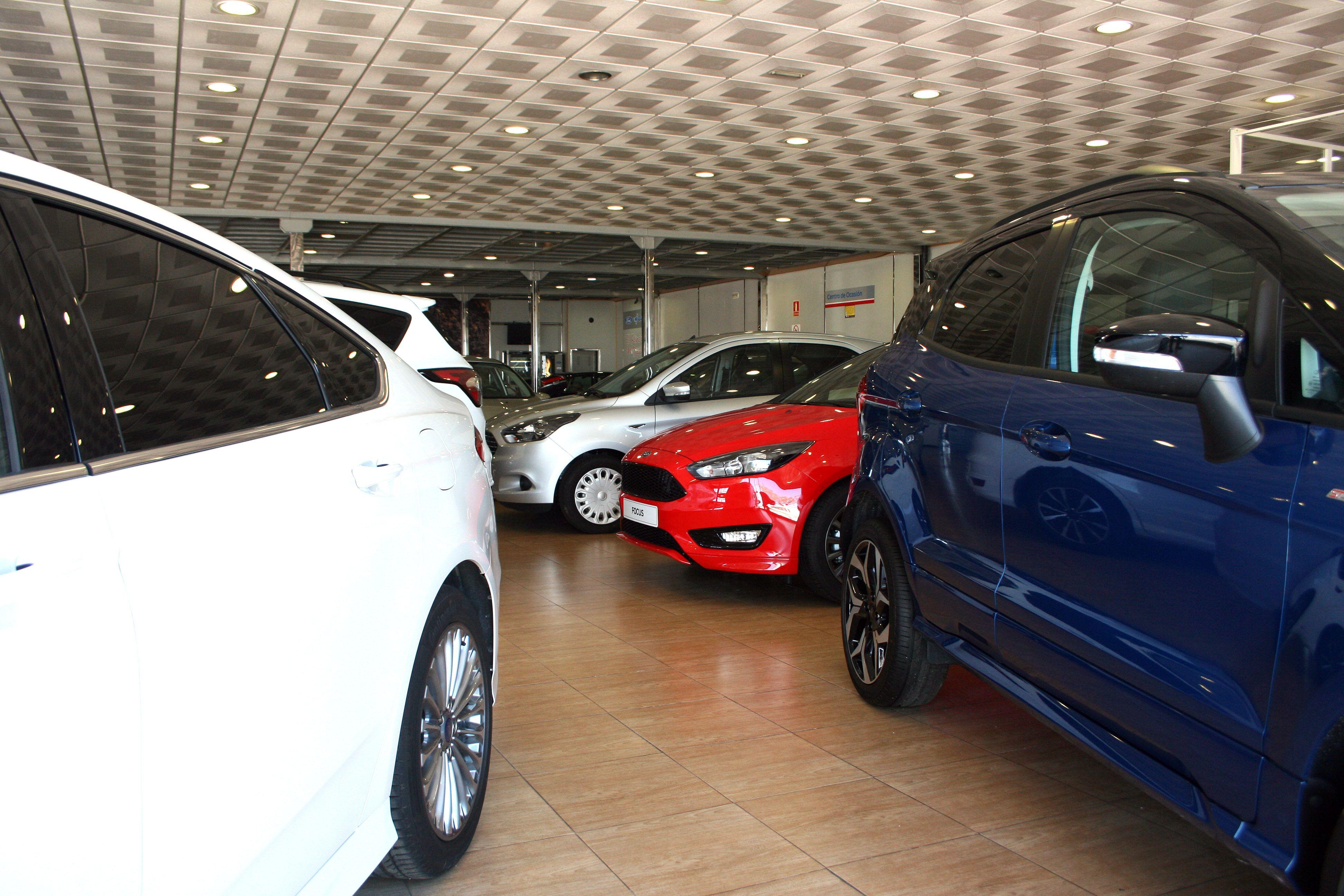 Mercury Motor, somos concesionario de coches Ford en Granada