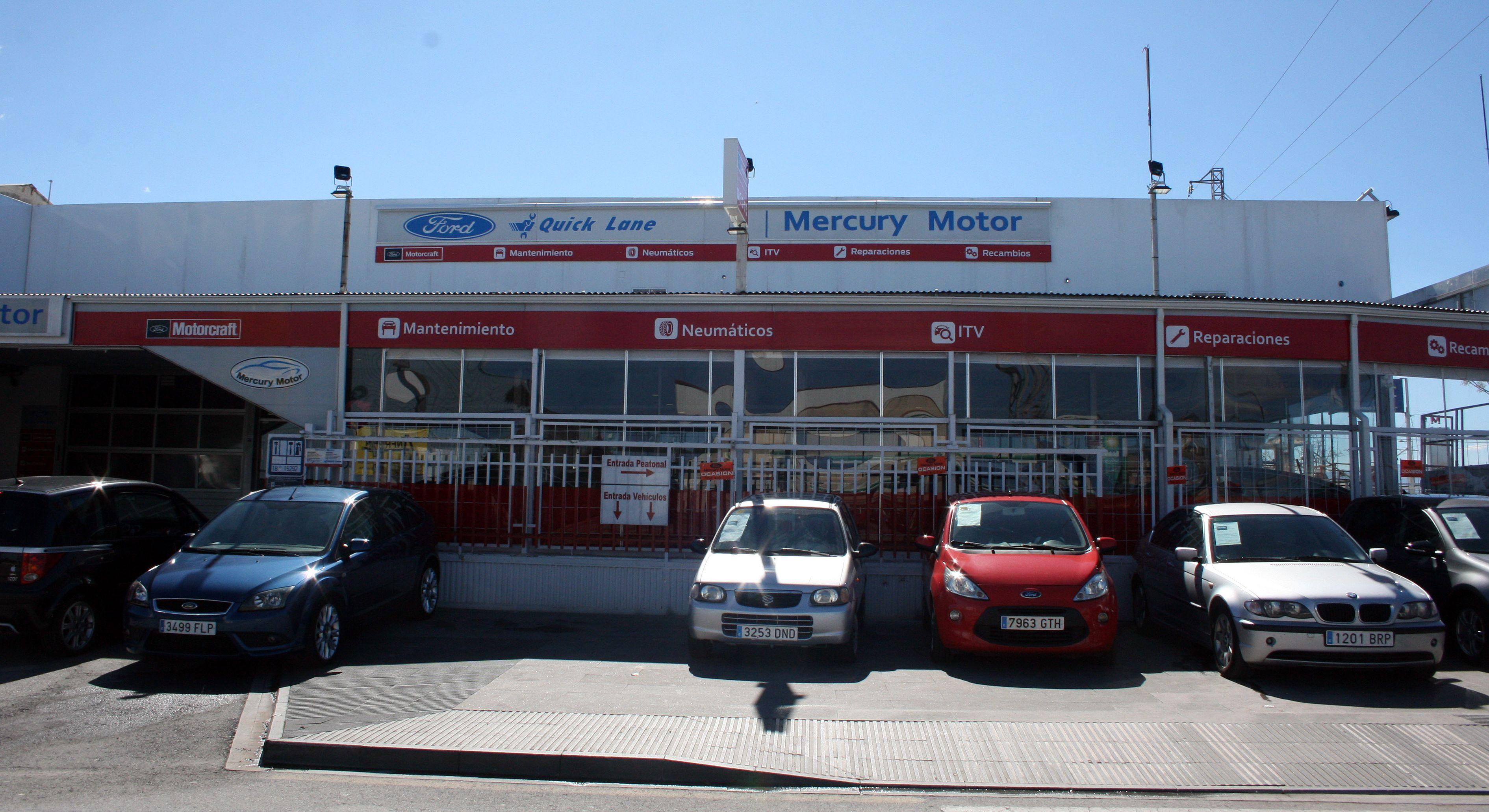 Vehículos nuevos y de ocasión en Albolote