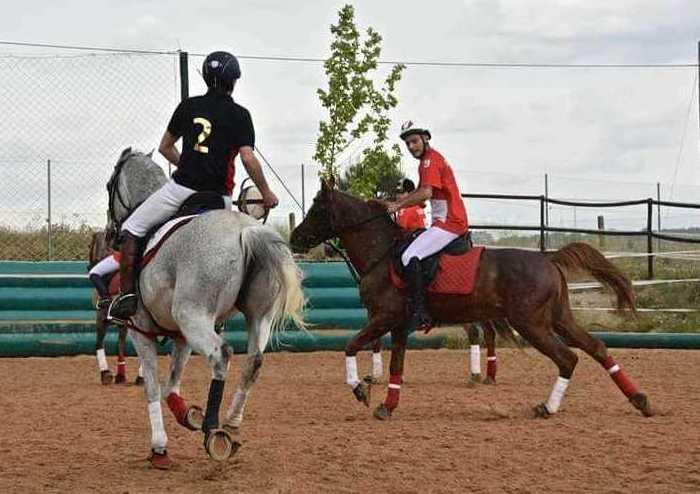 Horseball Madrid: Actividades de Las Nieves Club Hípico