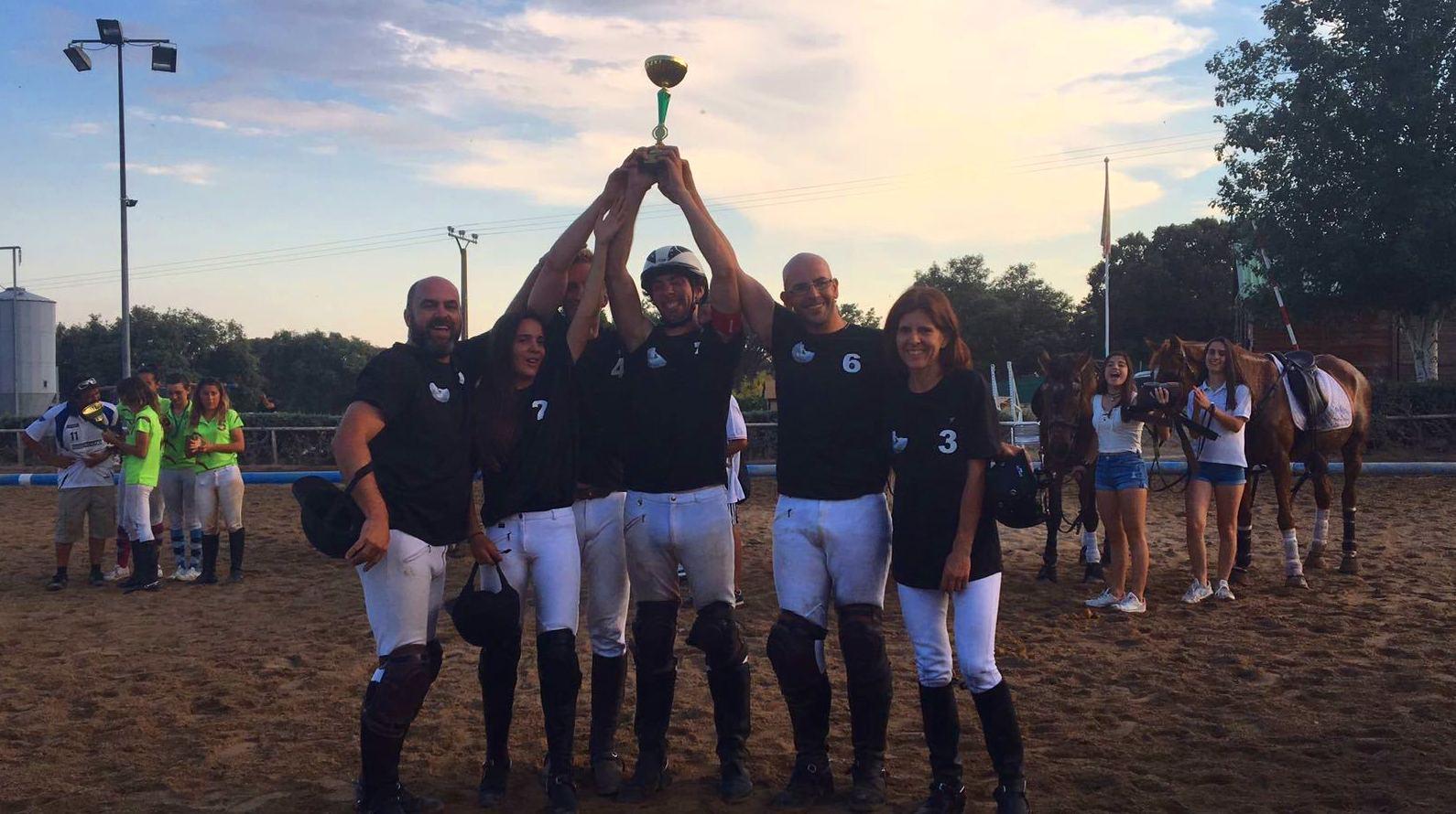 Campeones de liga de horseball