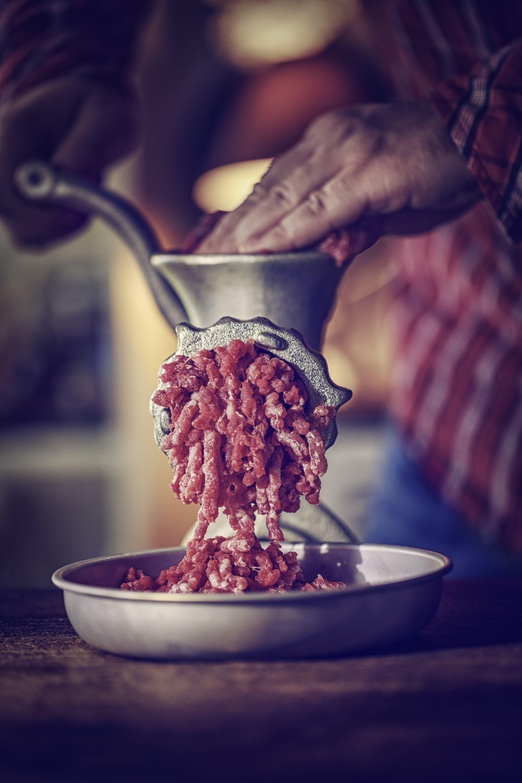 Carne picada premium en Zaragoza