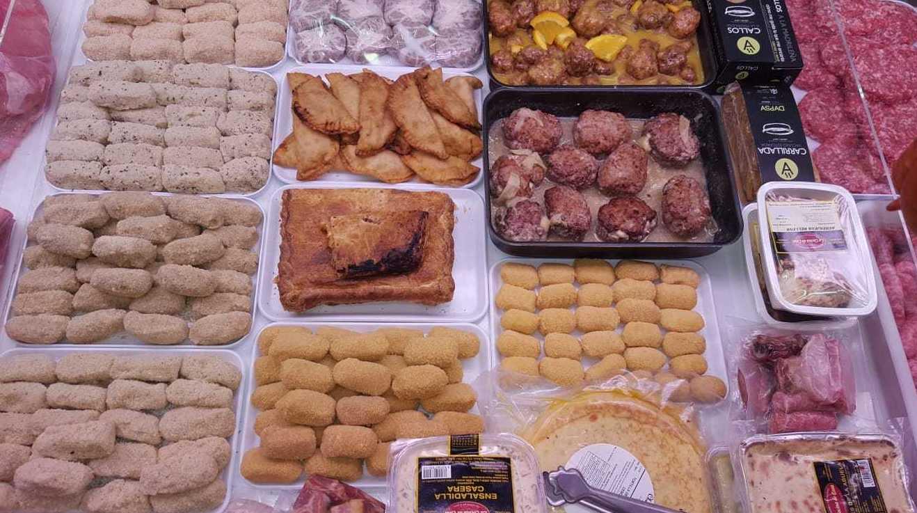 Comida preparada Zaragoza