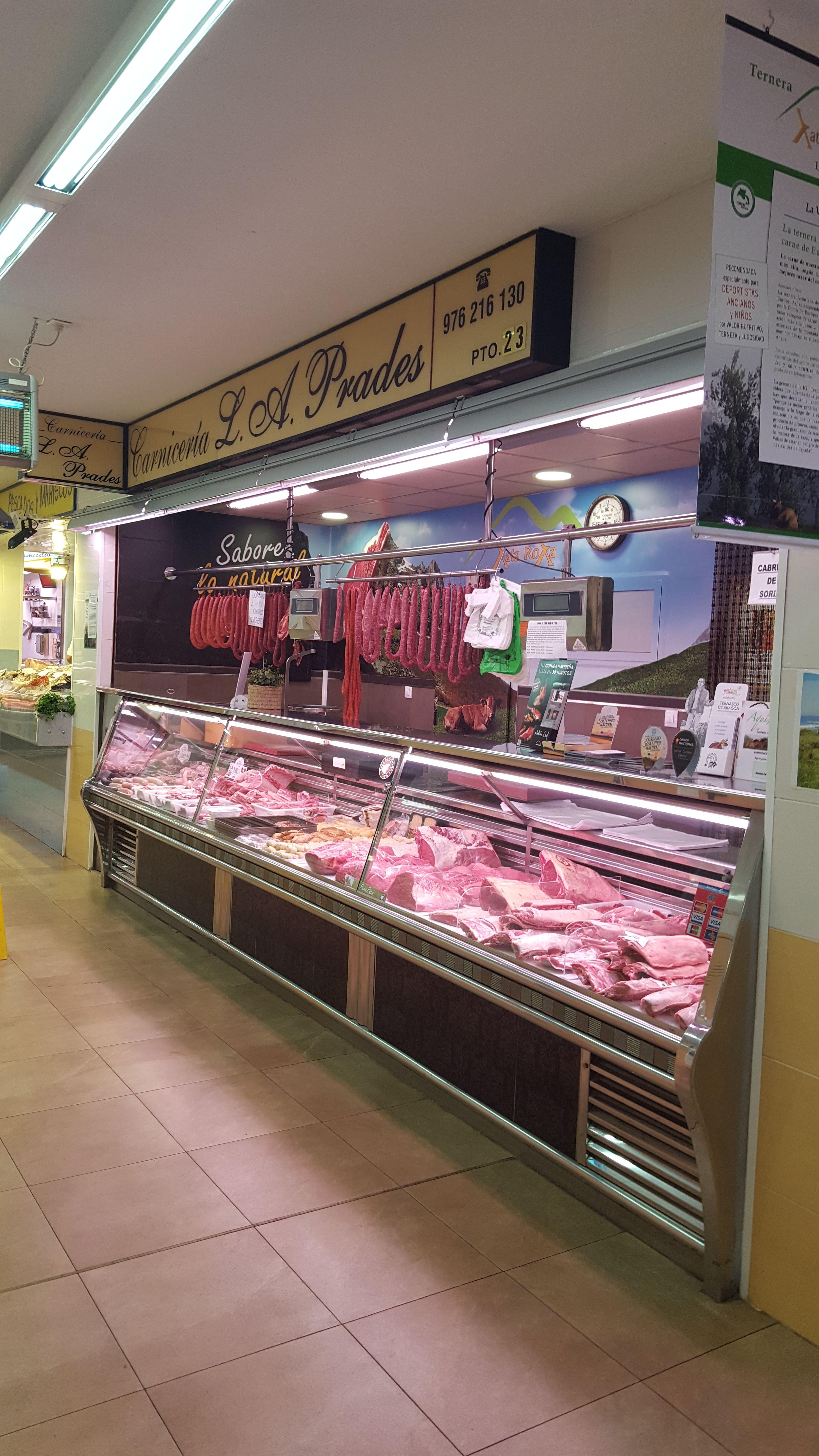 Carnicería de Zaragoza especializada en productos selectos premium
