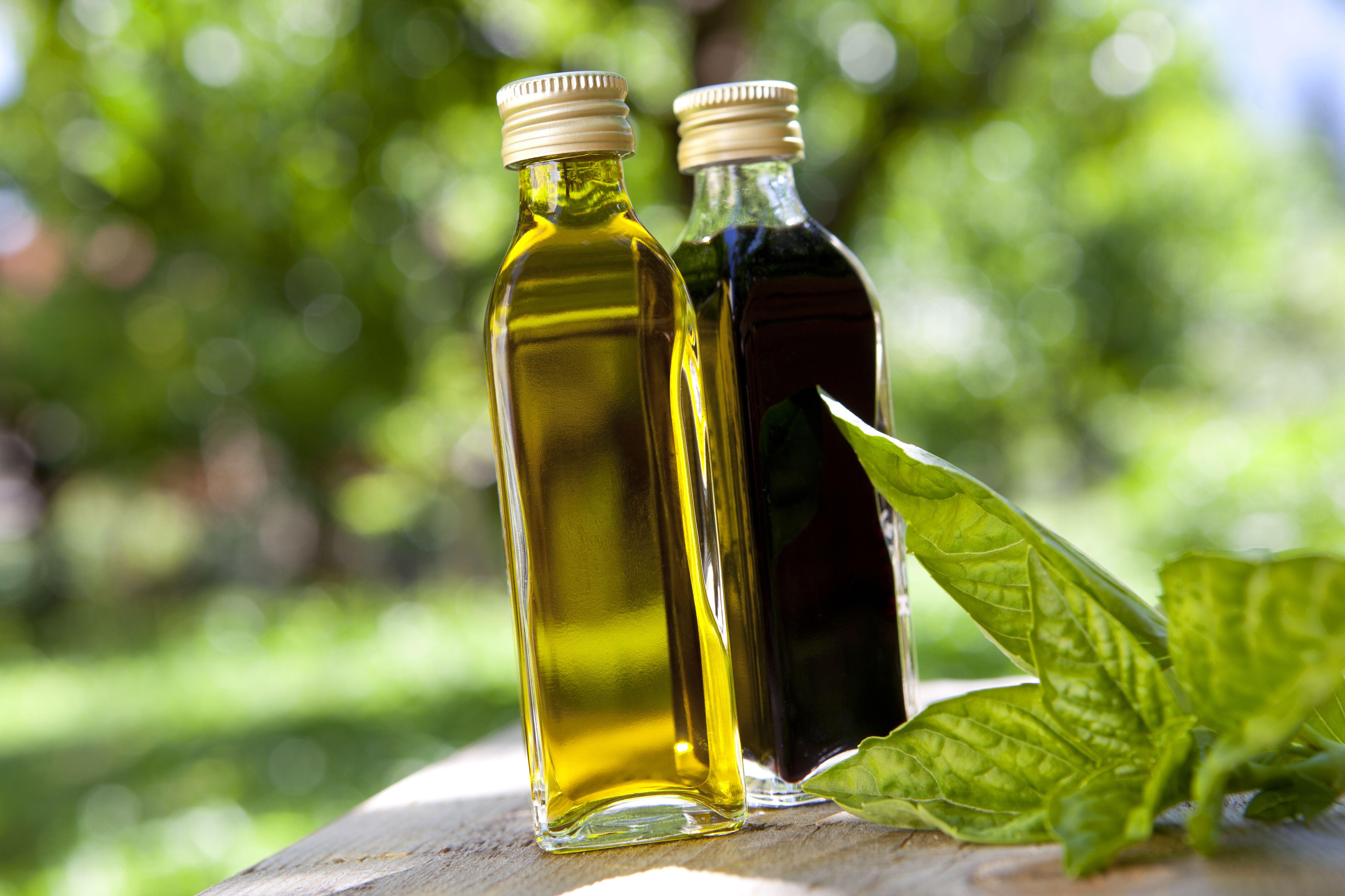 Aceite de oliva virgen para restaurantes en Madrid