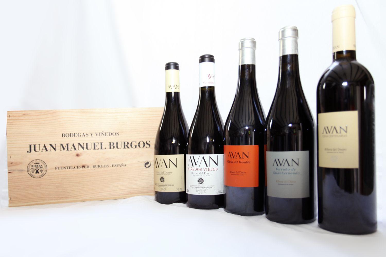 Estuches de vinos en Toledo