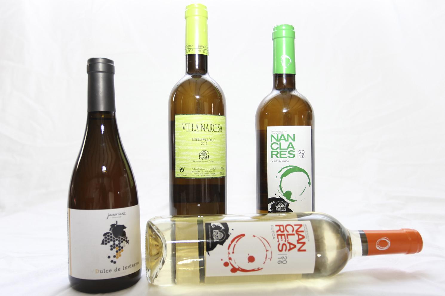 Vino blanco en Madrid