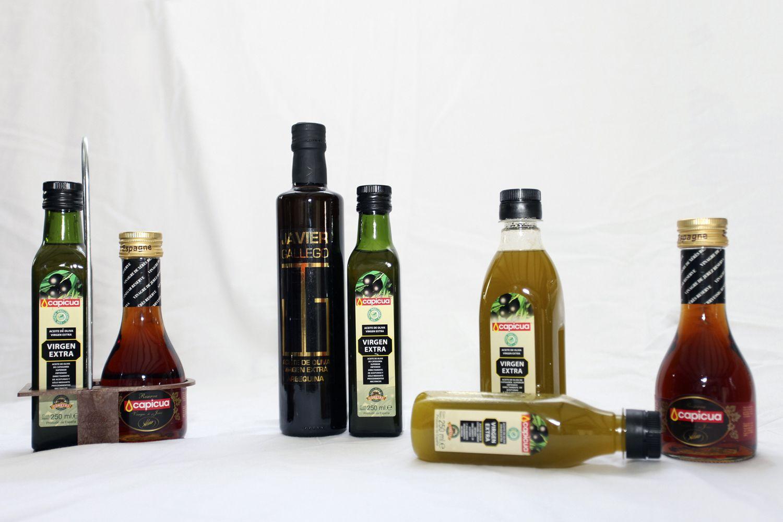 Aceites y vinagres Capicua