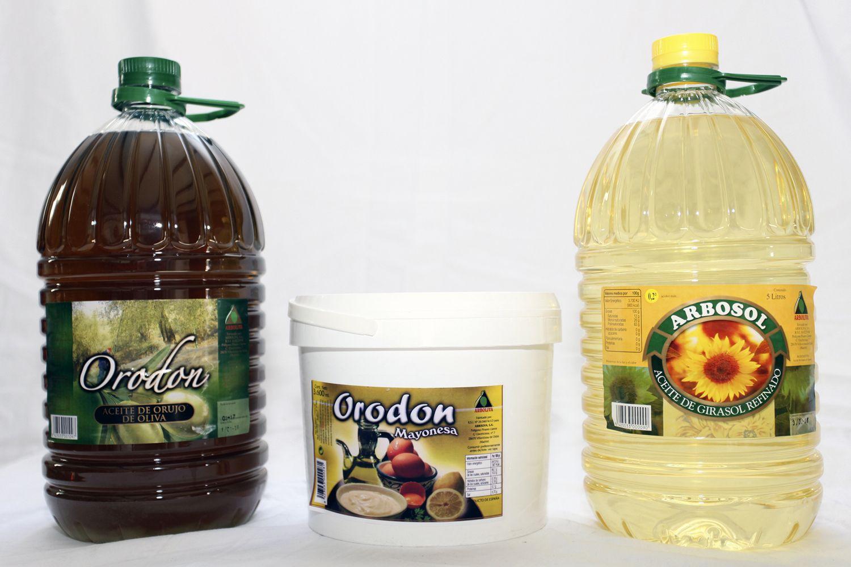 Distribuidores de aceites y mayonesas