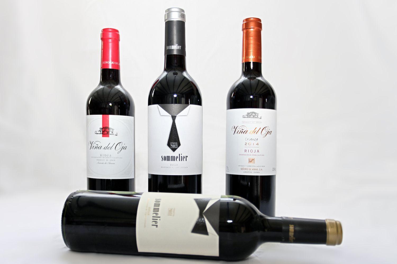 Vinos Riojas en Madrid