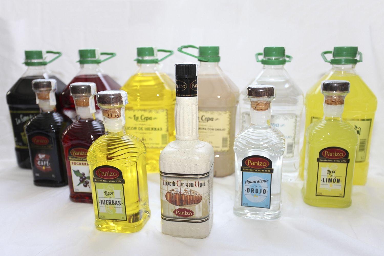 Proveedores de licores Panizo