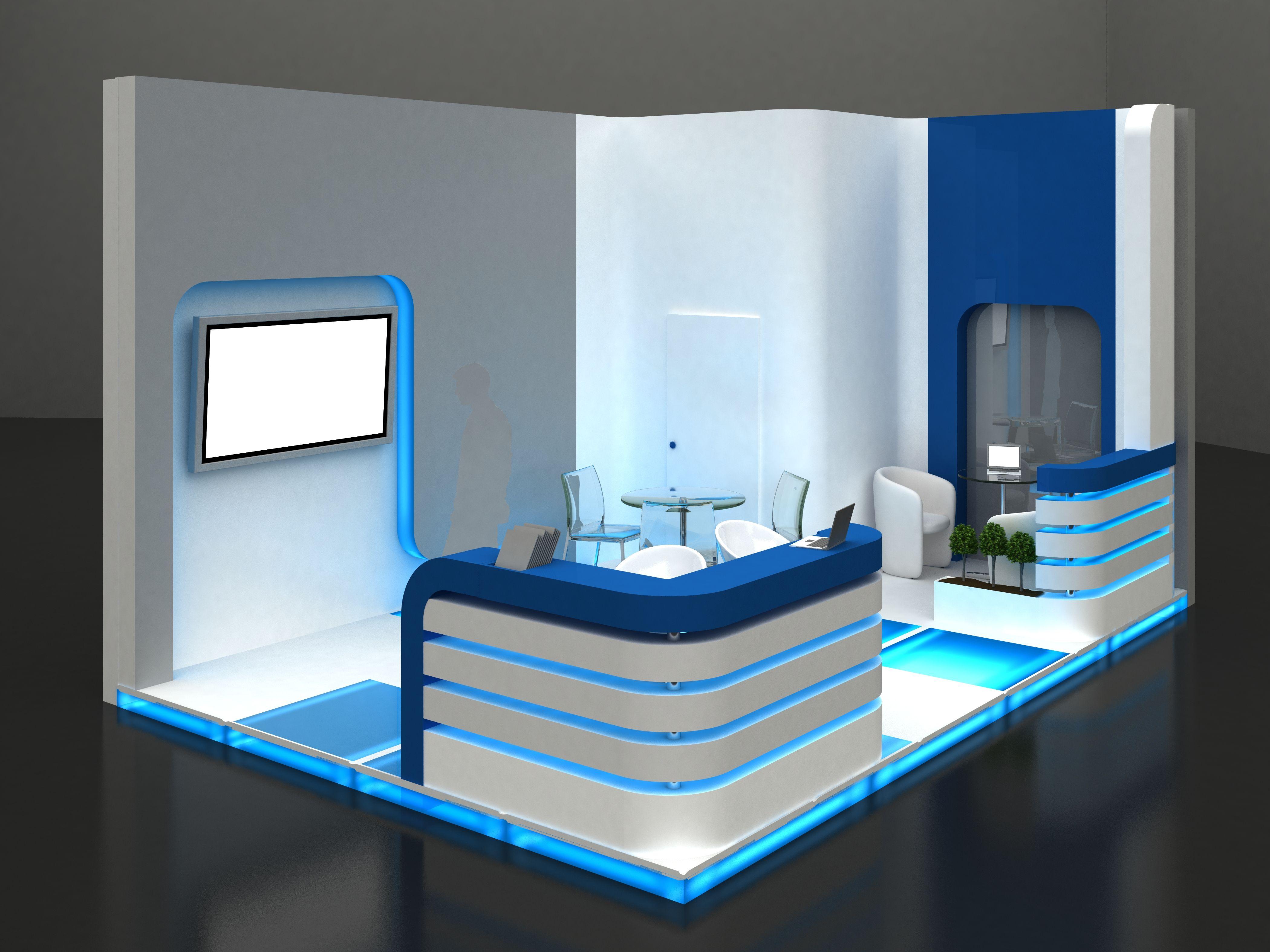 Dise os de stand servicios de tavola for Disenos de stand para exposiciones