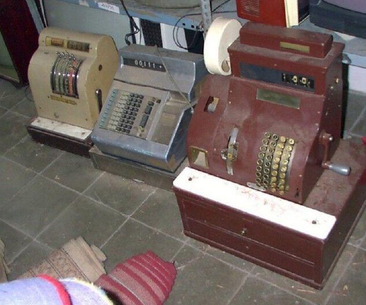 Máquinas registradoras