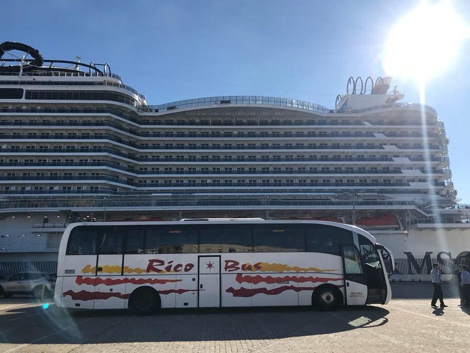 Alquiler de autobuses Puerto Real