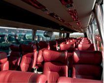 Servicios regulares: Servicios de Rico Bus