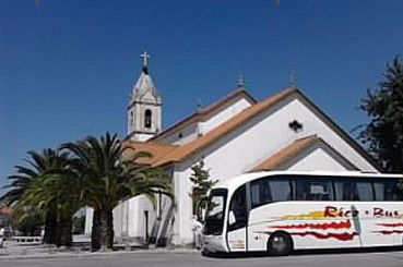 Alquiler de autobuses para bodas: Servicios de Rico Bus