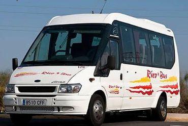 Alquiler microbús: Servicios de Rico Bus