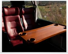 Servicios discrecionales: Servicios de Rico Bus