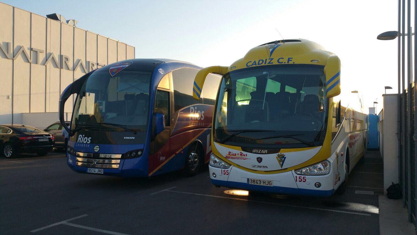 Foto 8 de Autocares en San Fernando | Rico Bus