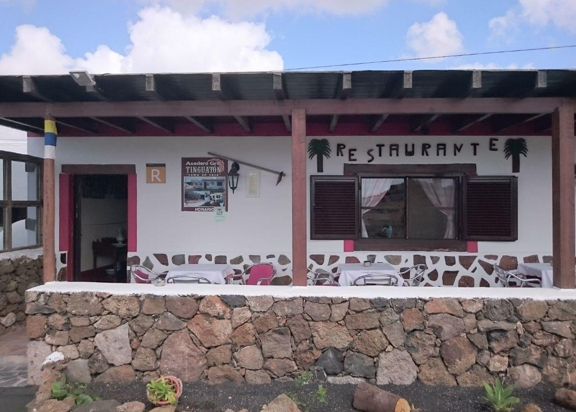 Restaurantes recomendados en Tinajo