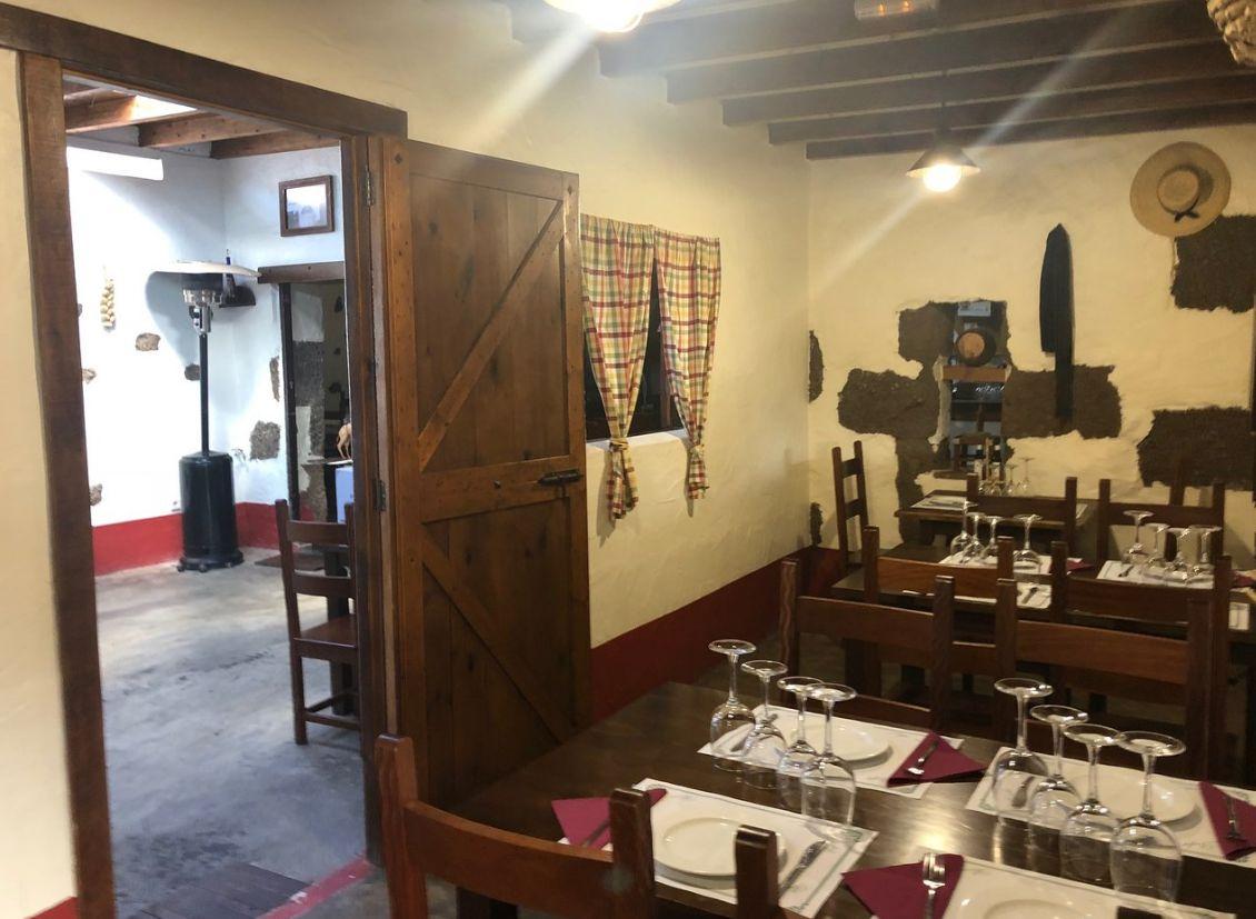 Restaurante asador en Tinajo