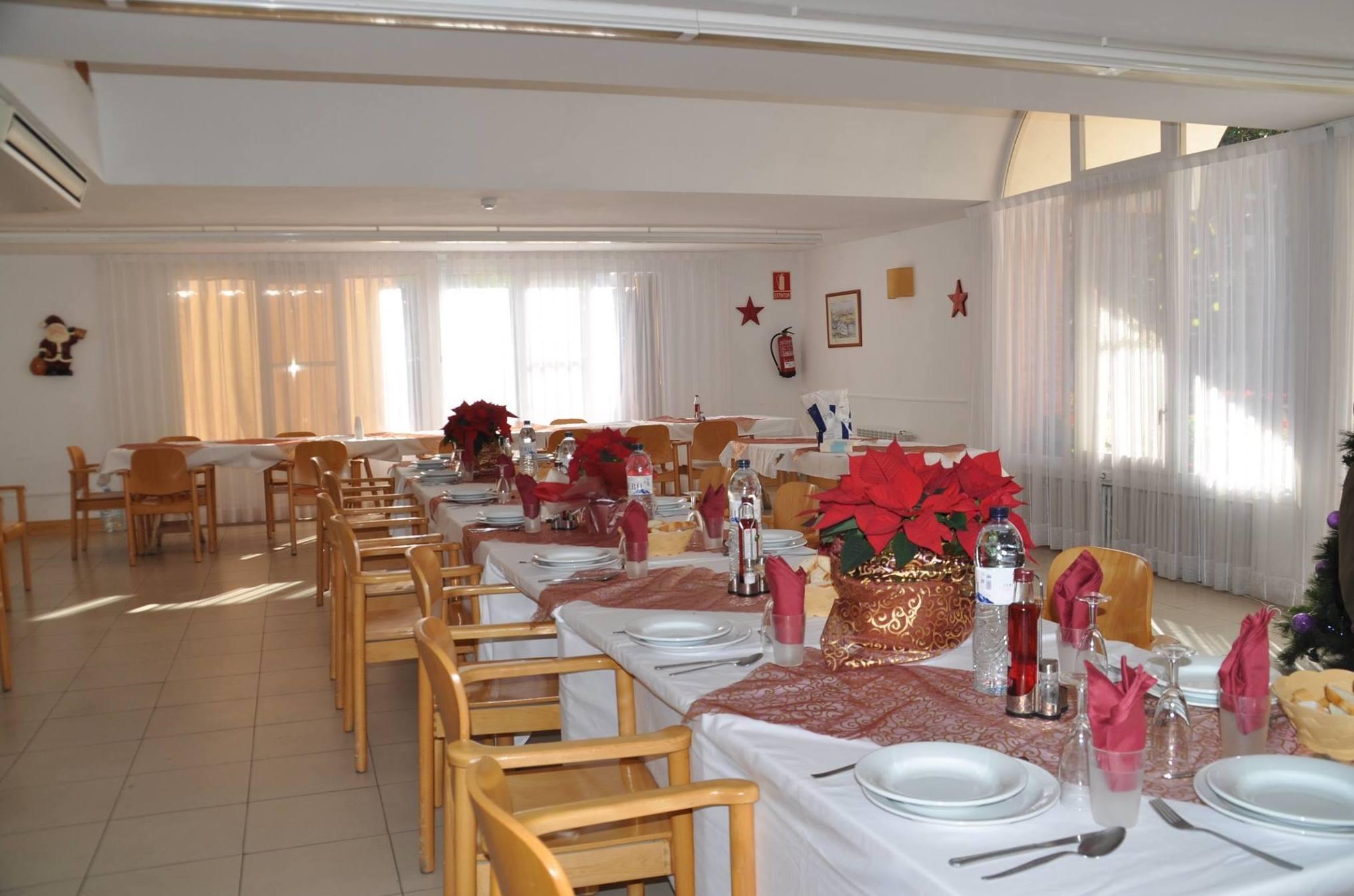 Casa pairal ...comedor