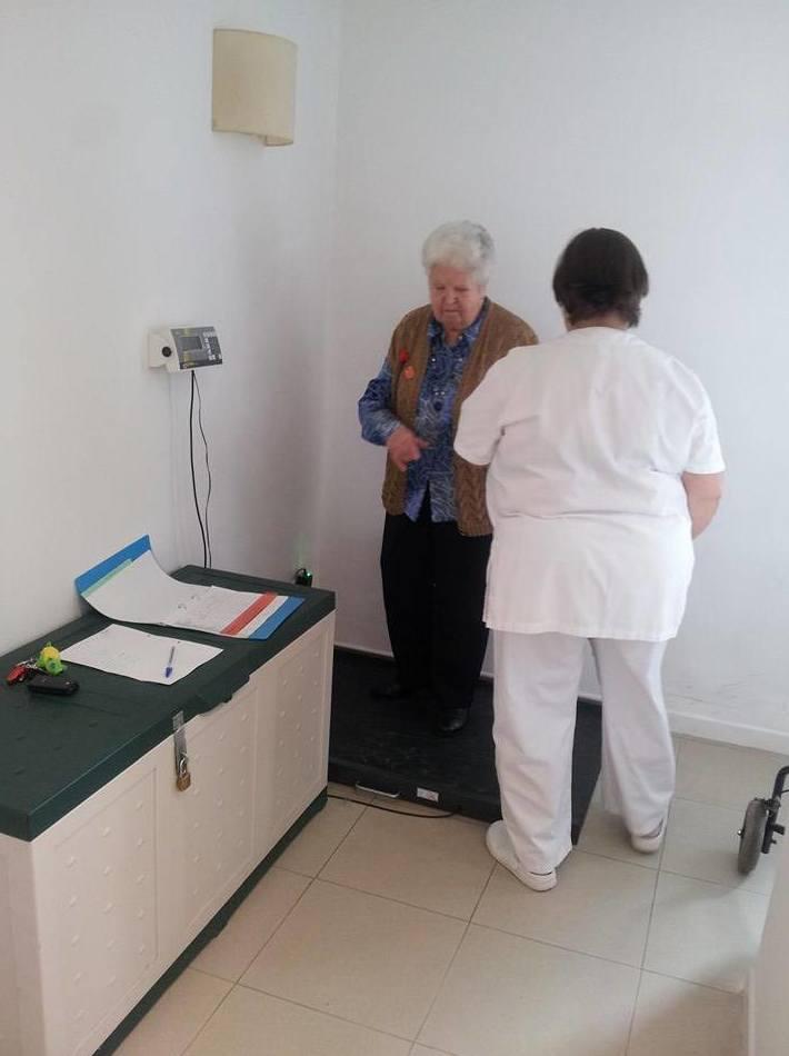 cuidados y atención personalizada
