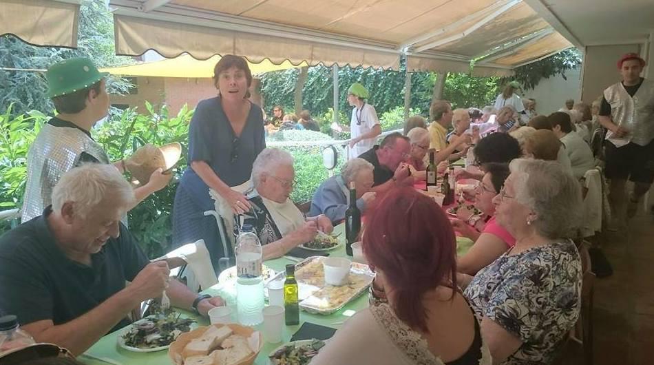 el Pairal fiesta de la familia