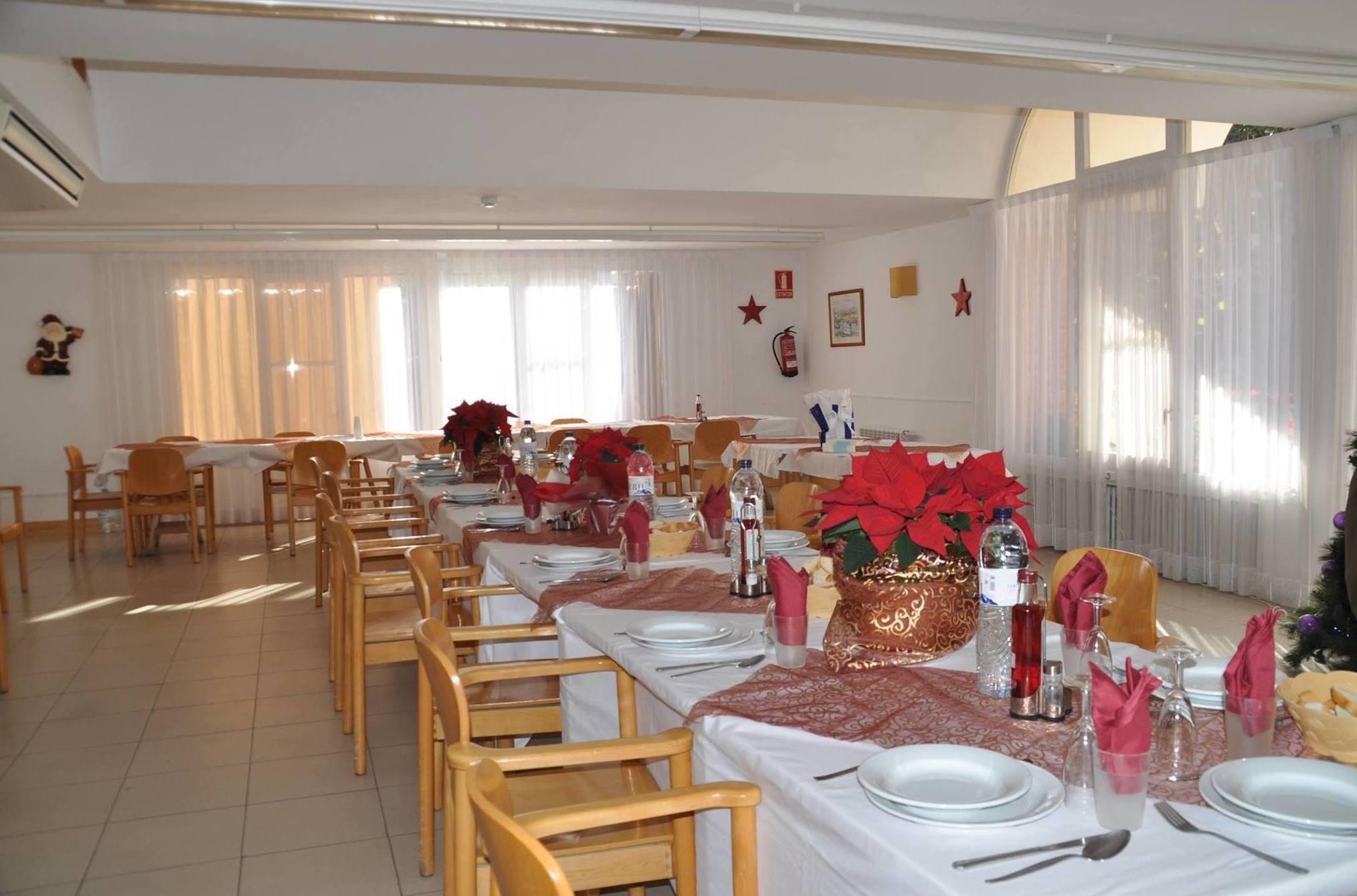 Comedor: Servicios de Casa Pairal Fundación Privada