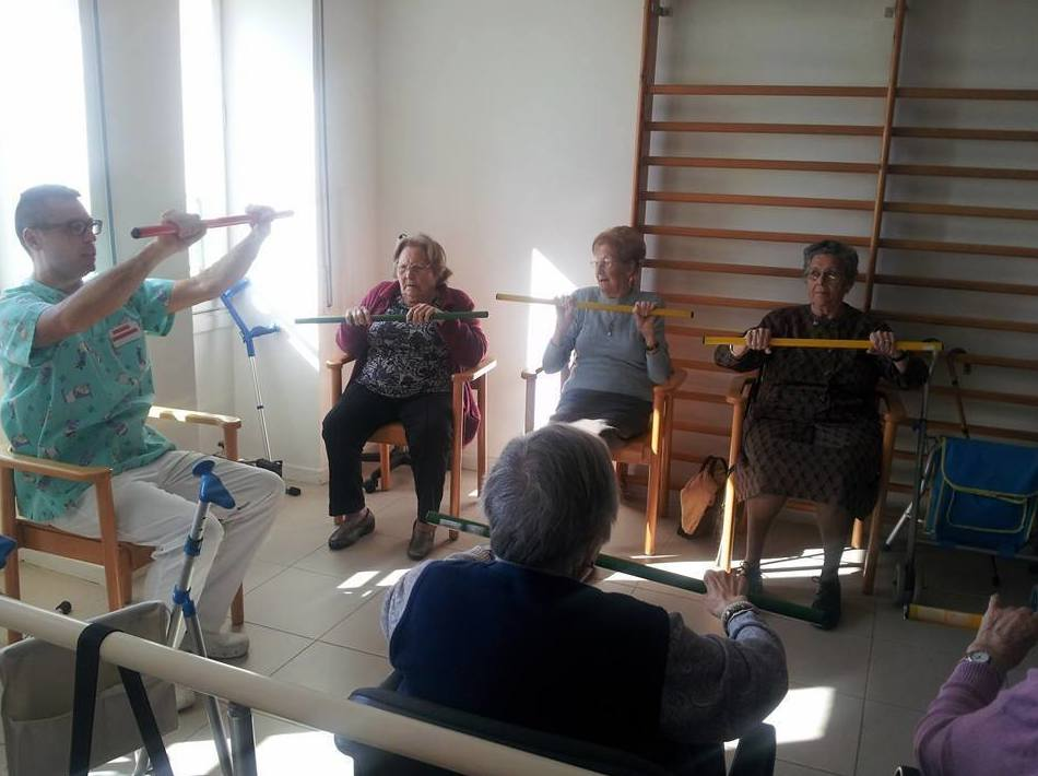 Rehabilitación fisioterapeuta