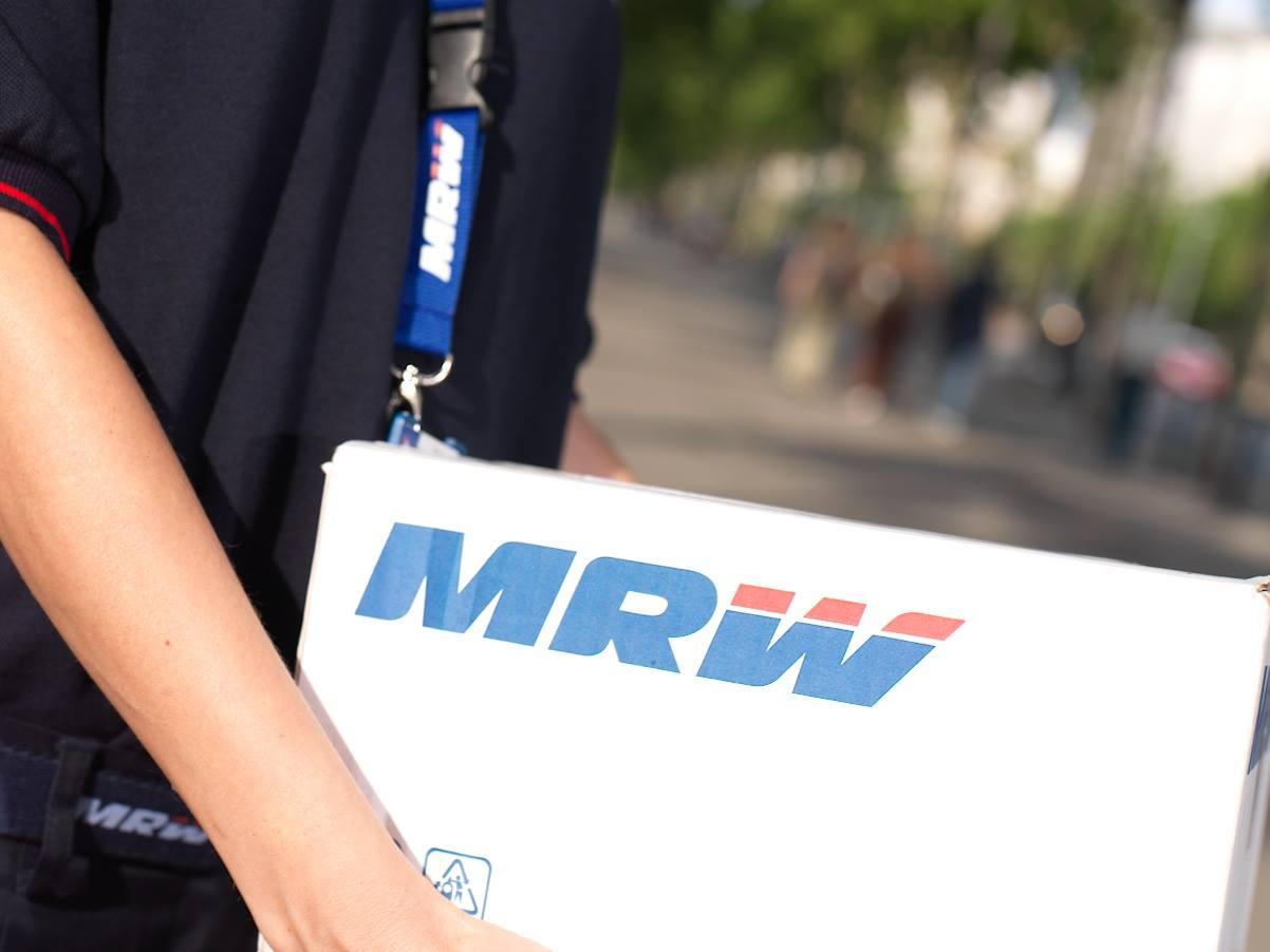 Envíos marítimos (España): Servicios de MRW