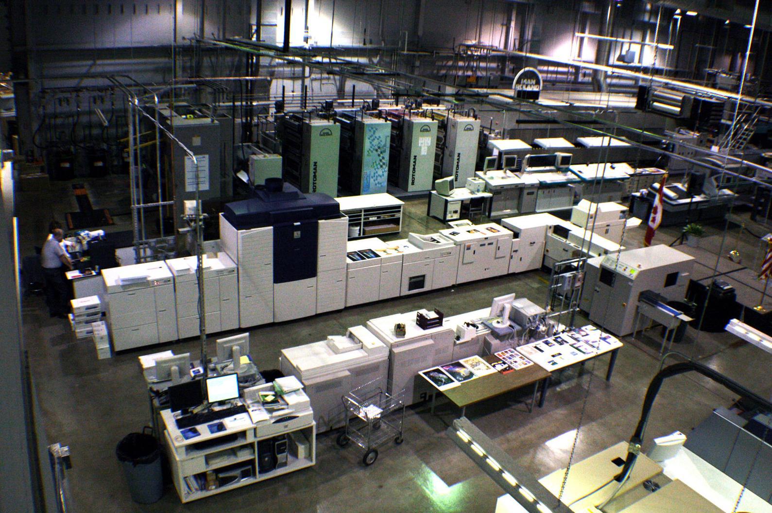 Impresión Digital: Productos y Servicios de Display Cash & Carry