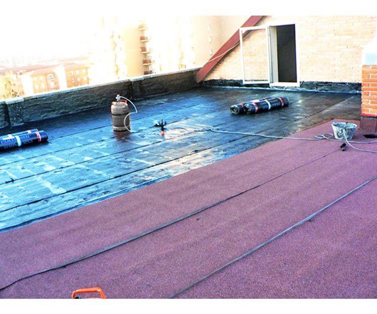 Especialistas en impermeabilización de cubiertas