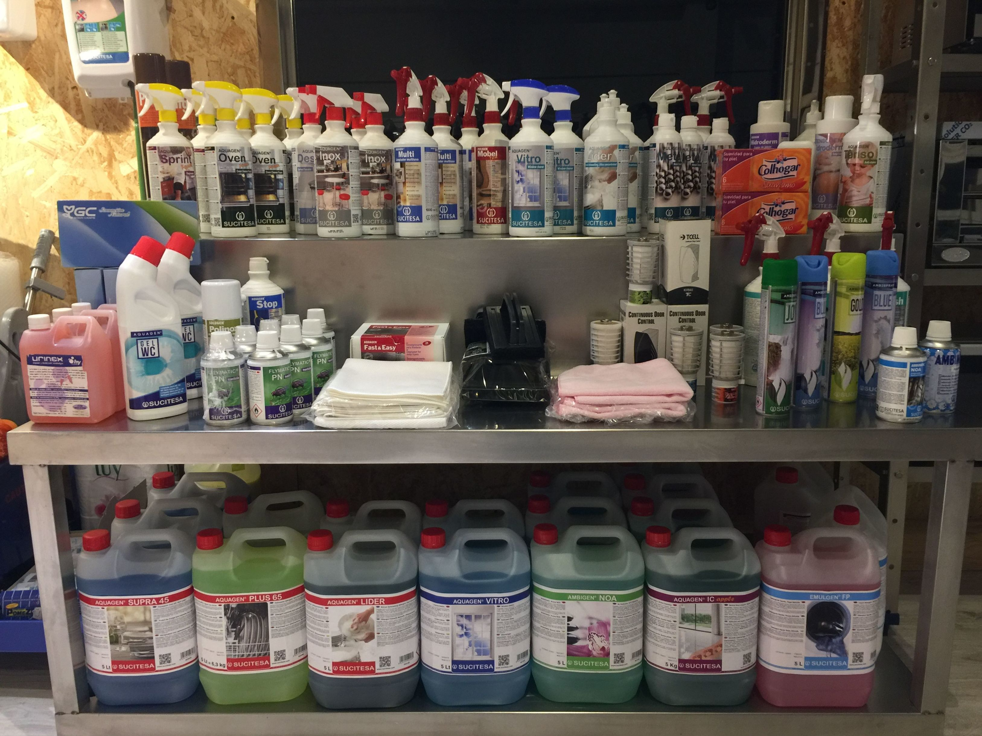 Foto 24 de Hostelería (instalaciones y suministros) en Medina de Pomar | FRL Equipamiento Hostelero