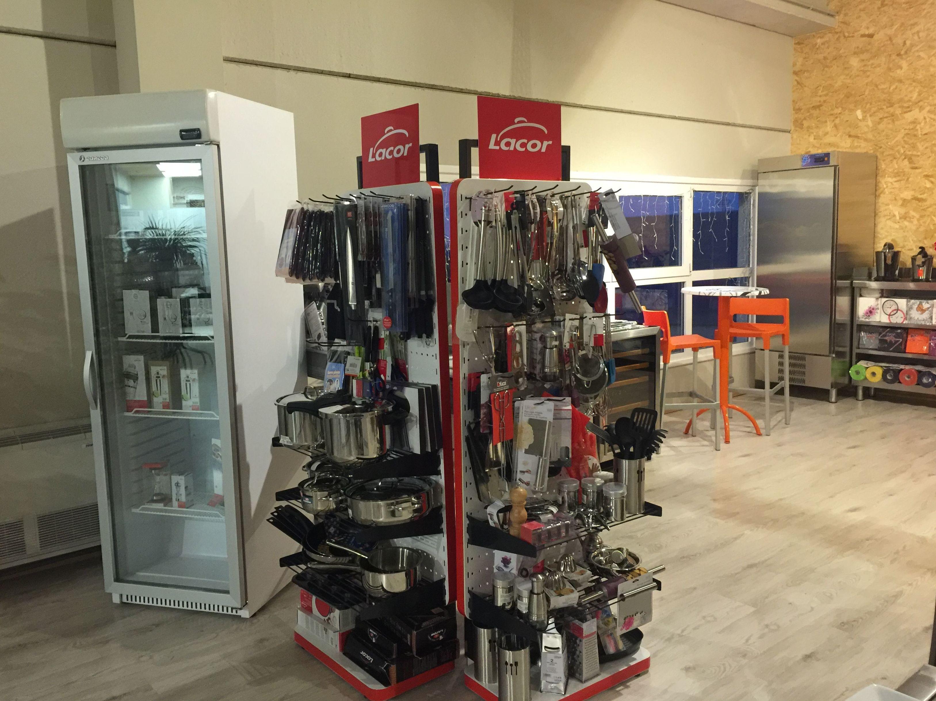 Foto 13 de Hostelería (instalaciones y suministros) en Medina de Pomar | FRL Equipamiento Hostelero