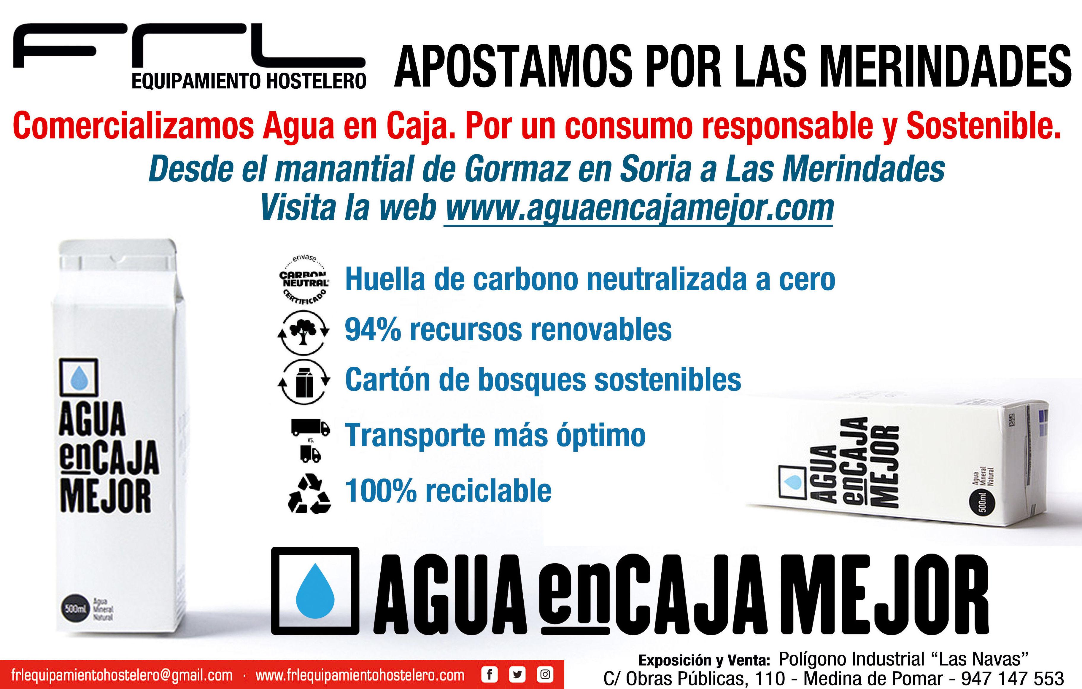 Foto 4 de Hostelería (instalaciones y suministros) en Medina de Pomar | FRL Equipamiento Hostelero