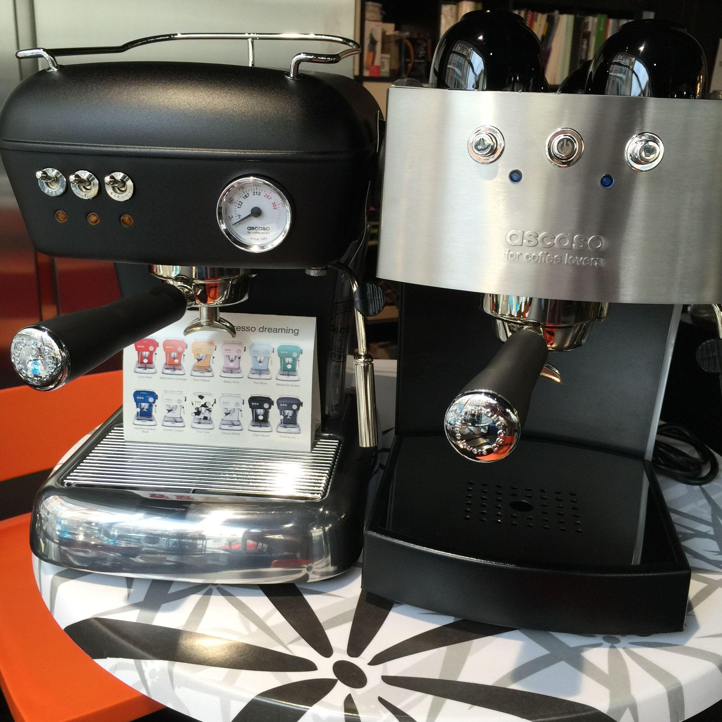 PEQUEÑAS CAFETERAS PROFESIONALES