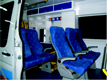 Foto 6 de Ambulancias en Huelva   Ambulancias La Cinta