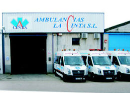 Foto 1 de Ambulancias en Huelva | Ambulancias La Cinta